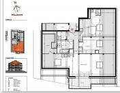 Appartement Samoens • 71m² • 3 p.
