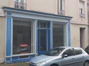 Local commercial St Brieuc • 40m² • 1 p.