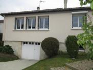 Maison St Leu la Foret • 65m² • 4 p.