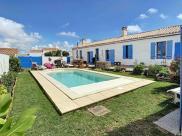Villa Noirmoutier en l Ile • 117m² • 5 p.