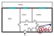 Appartement Sanary sur Mer • 42m² • 2 p.