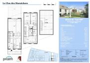 Maison Torcy • 110 m² environ • 5 pièces