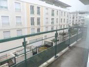 Appartement Mantes la Jolie • 40m² • 2 p.
