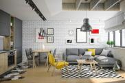 Appartement Trelaze • 61m² • 3 p.