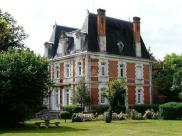 Hôtel particulier Rouffiac • 300m² • 10 p.