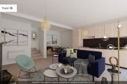 Appartement St Chamas • 61m² • 3 p.