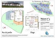 Maison Viviers du Lac • 93m² • 4 p.