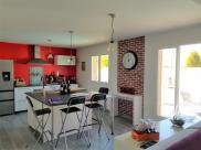 Maison Clonas sur Vareze • 118m² • 5 p.