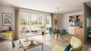 Appartement Thionville • 64 m² environ • 3 pièces