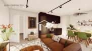 Appartement La Trinite • 64m² • 3 p.