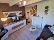 Appartement St Leger les Melezes • 50m² • 2 p.