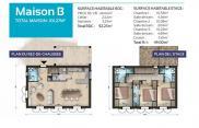 Maison Salernes • 102m² • 4 p.