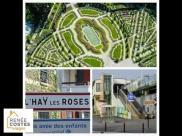 Appartement L Hay les Roses • 50 m² environ • 3 pièces