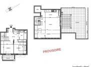Appartement La Trinite • 69m² • 3 p.