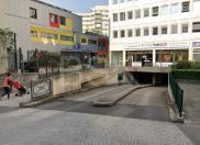 Parking Vincennes