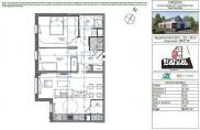 Appartement Bihorel • 65m² • 3 p.
