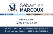 Appartement Montbrison • 60m² • 3 p.