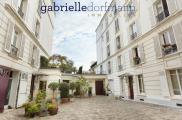 Appartement Paris 16 • 39 m² environ • 1 pièce