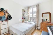 Appartement Paris 18 • 52m² • 3 p.
