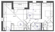 Appartement Aix les Bains • 70m² • 3 p.