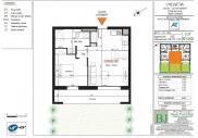 Appartement Cornier • 44m² • 2 p.