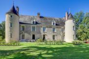 Château Artannes sur Indre • 1 150 m² environ • 22 pièces