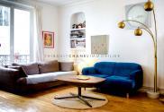 Appartement Paris 18 • 76m² • 2 p.