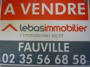 Terrain Fauville en Caux • 1 020m²