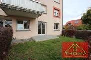 Appartement Blotzheim • 71m² • 3 p.