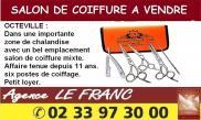 Commerce Cherbourg Octeville • 36 m² environ