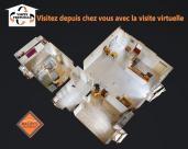 Appartement Le Bois d Oingt • 97m² • 3 p.