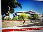 Appartement Marseille 08 • 40 m² environ • 2 pièces