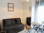 Appartement Courseulles sur Mer • 28m² • 2 p.