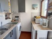 Appartement St Pierre la Mer • 28m² • 2 p.