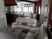 Maison Fresnoy le Grand • 124 m² environ • 5 pièces