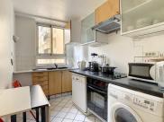 Appartement Paris 17 • 53 m² environ • 2 pièces
