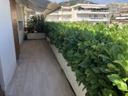 Appartement Cannes • 86m² • 3 p.