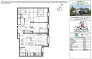 Appartement Bihorel • 64m² • 3 p.