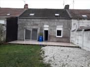 Maison Harnes • 60 m² environ • 3 pièces