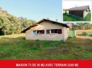 Maison Creon d Armagnac • 50m² • 3 p.