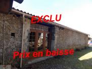 Maison St Cernin de l Herm • 140m² • 8 p.