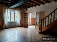 Maison St Germain en Cogles • 86m² • 4 p.