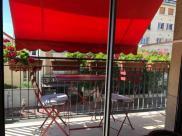 Appartement La Varenne St Hilaire • 70m² • 3 p.