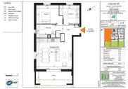 Appartement Cornier • 86m² • 3 p.