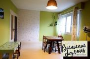 Appartement Chartres • 64m² • 3 p.