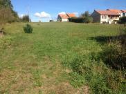 Terrain Courcelles sur Nied • 906 m² environ