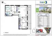 Appartement La Roche sur Foron • 112m² • 5 p.