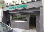 Local commercial Paris 20 • 46m² • 1 p.