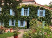 Maison Nieul le Virouil • 258m² • 8 p.