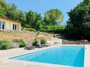 Villa Tourrettes sur Loup • 185m² • 7 p.